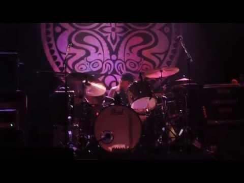 Matt Abts, Gov't Mule Drum solo  Paramount Theatre Rutland VT 8/15/14