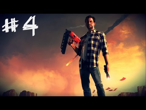 Alan Wake's American Nightmare - Gameplay Walkthrough - Part 4 - The Drive-In (Xbox 360)