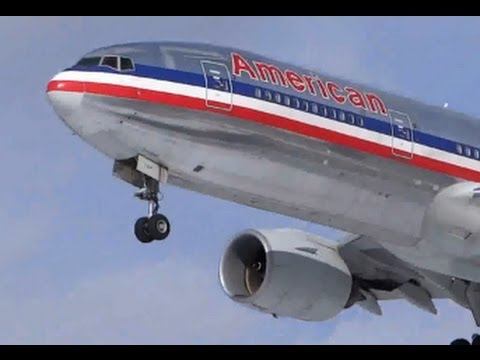 Compilation Tribute: American Airlines at Chicago O'Hare International Airport - ORD