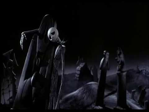 The Nightmare Before Christmas: Re Del Blu Re Del Mai