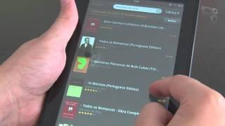 Anlise de Produto - Amazon Kindle Fire - Tecmundo
