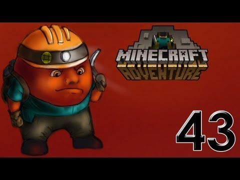 Minecraft Adventure: 43я серия