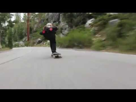 California Bonzing Skateboards: Adrian Da Kine Raw Run 3