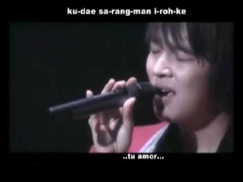 Kim Jeong Hoon - Parrot (sub Español) video