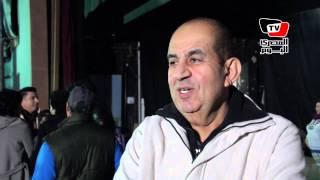 محمد التاجي: جدي «عبد الوارث عسر» قام بدوري في مسرحية «أنا الرئيس»