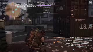 The division 2 (PS4) part 16 #PS4live #PS4share #PS4 #thedivision2