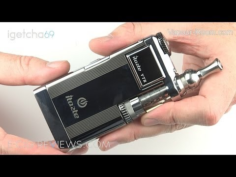 REVIEW OF THE INNOKIN ITASTE VTR