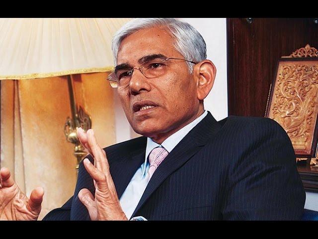 Former CAG Vinod Rai reiterates stand