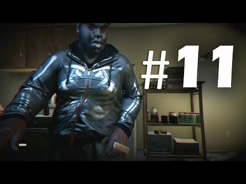 Watch Dogs Part 11 - Not a Job for Tyrone - Gameplay Walkthrough PS4