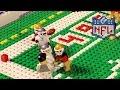 NFL: Dallas Cowboys @ San Francisco 49ers (Week 4, 2016)   Lego Game Highlights