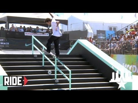 Torey Pudwill, P-Rod, Sean Malto, Ed Templeton, and More at US Open 2012: SPoT Life Event Check