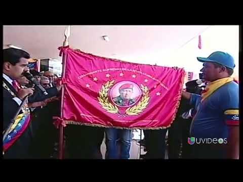 Maduro lanza amenazas durante aniversario de muerte de Chávez -- Exclusivo Online