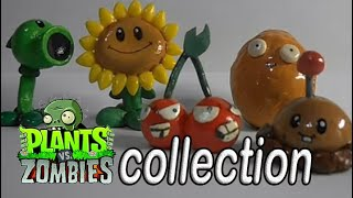 All figures of Plants Vs. Zombies 1 and 2