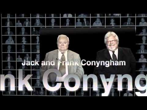 Tonight at 7 on WVIA-TV Jack Conyngham and his nephew Frank Conyngham don't care to be called regional royalty, but in Benjamin Franklin's time the family started in Philadelphia shipping...