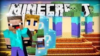Minecraft LUCKY BLOCKS BATTLE - ZU VIELE RIESEN-ZOMBIES [23]