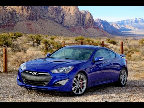 2013 Hyundai Genesis Coupe Review