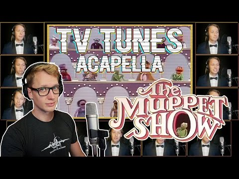 THE MUPPET SHOW Theme - TV Tunes Acapella