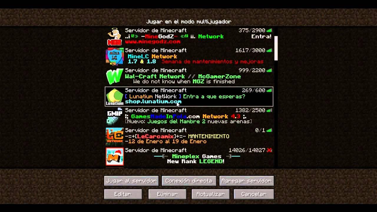 Minecraft 1.7.2 Servers - Minecraft Server List
