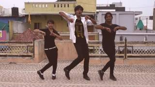 maria maria trio salsa dance  | Partner | prakash prajapat | trio salsa dance