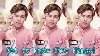SEVENTEEN - VERNON FACTS || GET TO KNOW CHOI HANSOL