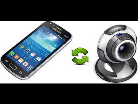 TUTORIAL-Cum sa folosesti camera telefonului tau pe post de webcam cu DroidCam