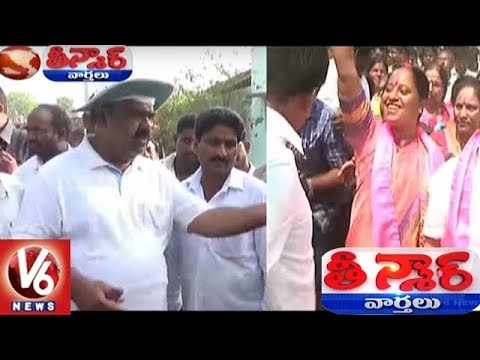 Speaker Madhusudhana Chary Vs Konda Surekha On Bhupalapally Seat | Teenmaar News