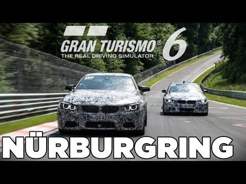 Gran Turismo 6 - Nürburgring - El infierno verde