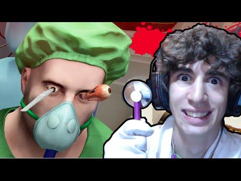 TRAPIANTO DI OCCHI ASSURDO!! - Surgeon Simulator DLC