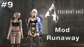 Resident Evil 4 Mod Runaway [ Shinobi Krauser ] #9 Retorno da Guerreira Shinobi