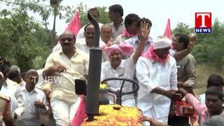 MLA Madan Lal Lays Foundation for few Development works - Khammam  Telugu - netivaarthalu.com