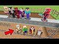 ÖLÜRSEN KORKUNÇ HAPİSHANE'YE DÜŞERSİN ! - Minecraft