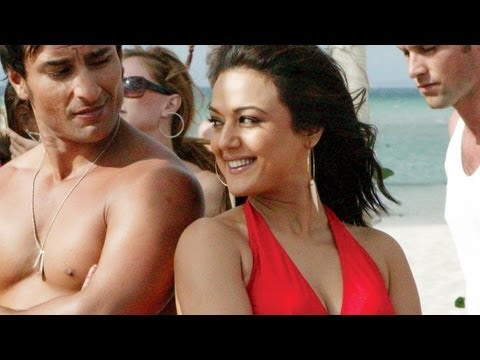 Making Of The Title Song - Salaam Namaste - Part 2
