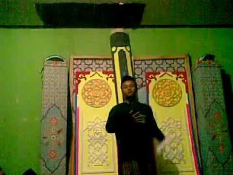 07. Pondok Pesantren Apik 2010 ( Lomba Puisi ) Febri video