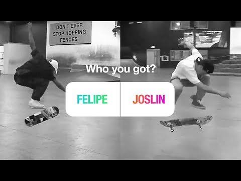 BATB 11 | Who You Got: Chris Joslin or Felipe Gustavo?