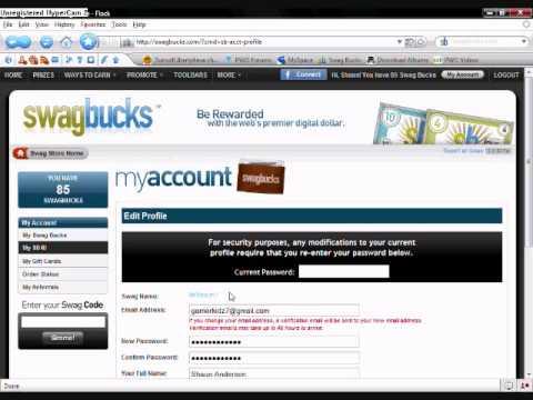 Swagbucks Bot Auto Searcher