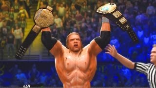 WWE 2K14: 30 Years of WrestleMania - Ruthless Aggression Era - 2 (Triple H vs Chris Jericho - WMX8)
