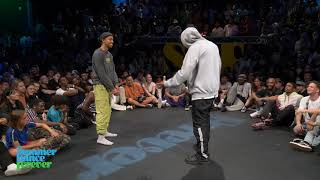 Paradox vs Rochka TOP 6 Hiphop Forever - Summer Dance Forever 2019