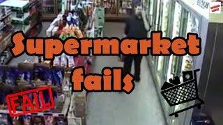 Supermarket Fails Compilation