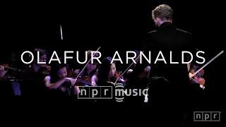 Olafur Arnalds Npr Music Front Row