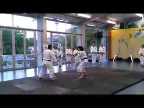 Training 2: Shorinji Kempo - Auckland Central Branch, New Zealand Image 1