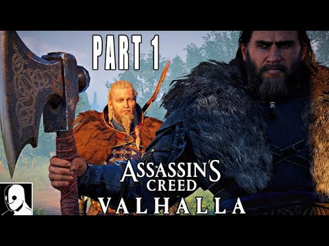 Assassins Creed Valhalla Belagerung von PARIS Gameplay Deutsch Part 1 - Willkommen in Frankreich