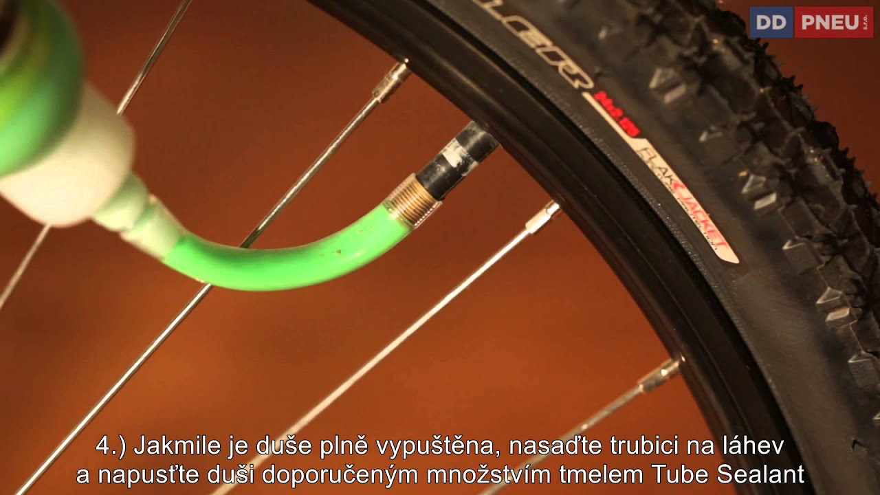 Slime Tube Sealant – dušová náplň, prevence pro cyklo a moto