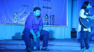 Performance By Ishti with Nisa & Tanvir at Civil '15 Reception BUET