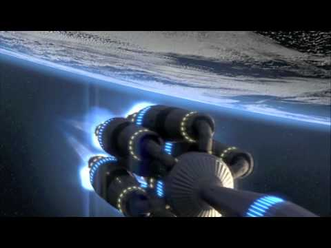 Stephen Hawking — Rocket to the Future