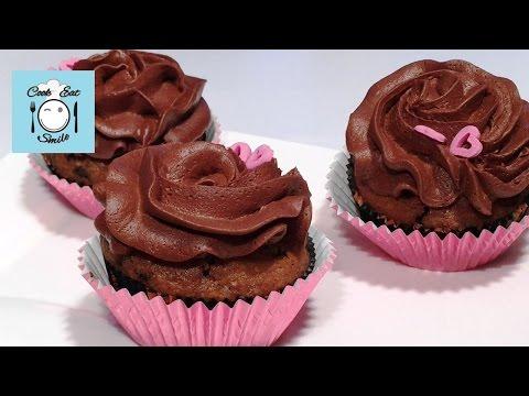 Шоколадный ганаш для украшения капкейков и прослойки тортов