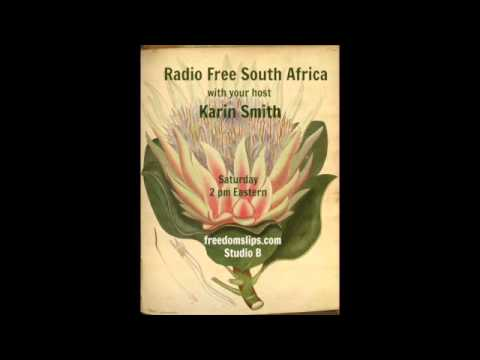 Radio Free South Africa - Who is Mandela, Winnie, Zuma and Malema?
