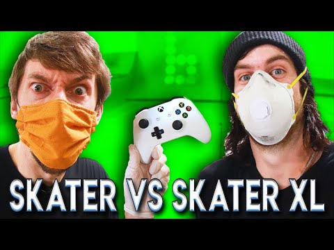 SKATERS VS SKATER XL!