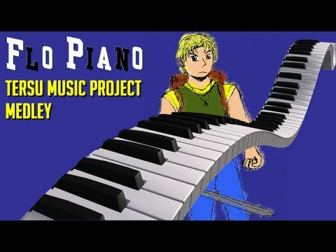 Flo Piano - Tersu Music Project Medley
