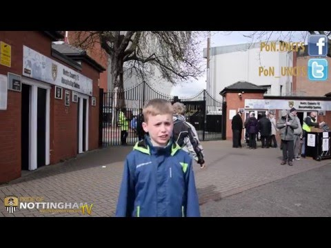 Notts-Joe and Joe Jones took take to speak with several Notts regarding key issues relating to the club, prior to Mark Coopers first home game since taking over from Jamie Fullarton. Don't...