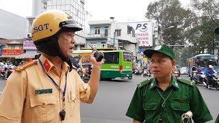 Trung tá cảnh sát 33 năm không ăn Tết ở nhà